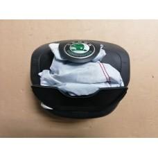Подушка безопасности в рулевое колесо Skoda Fabia
