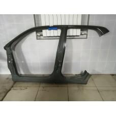 Боковина кузова левая Daewoo Matiz