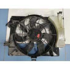 Вентилятор охлаждения радиатора в сборе Hyundai Solaris