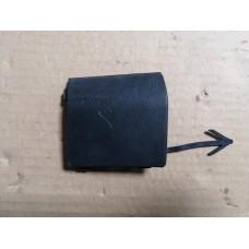Заглушка буксировочного крюка бампера заднего Renault Megane 3