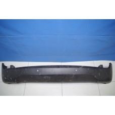 Юбка заднего бампера Hyundai IX35