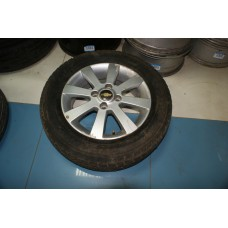 Диск колеса GMDAT 16x6J ET49 с резиной GoodYear ICENAVI ZEA 215/60/R16 95Q