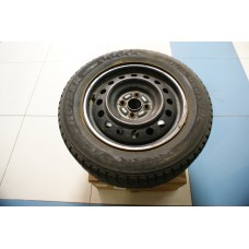 Диск колеса с резиной Bridgestone Ice Cruiser 5000 195/65/R15 91T